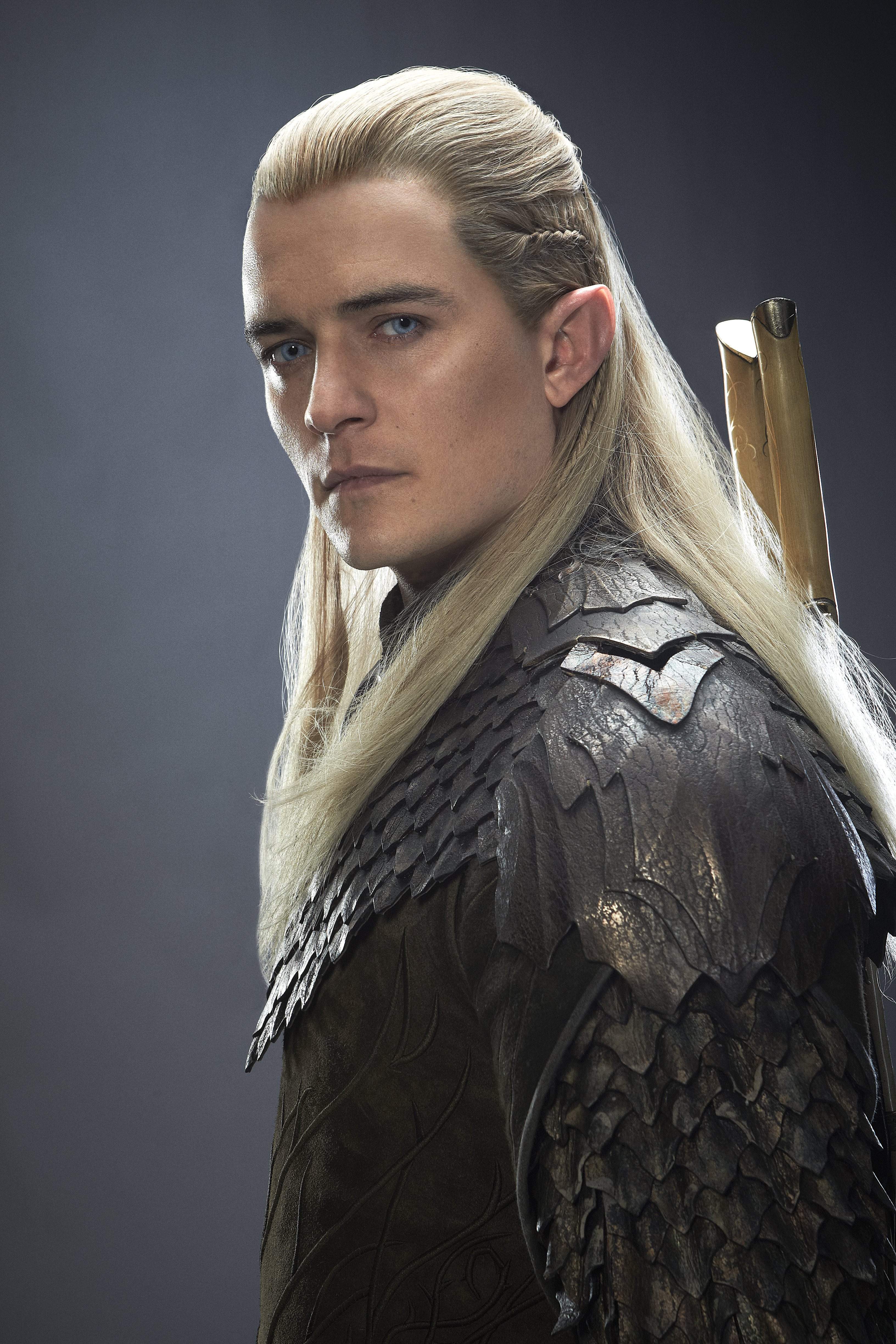 Orlando Bloom Lord Of The Rings Smiling