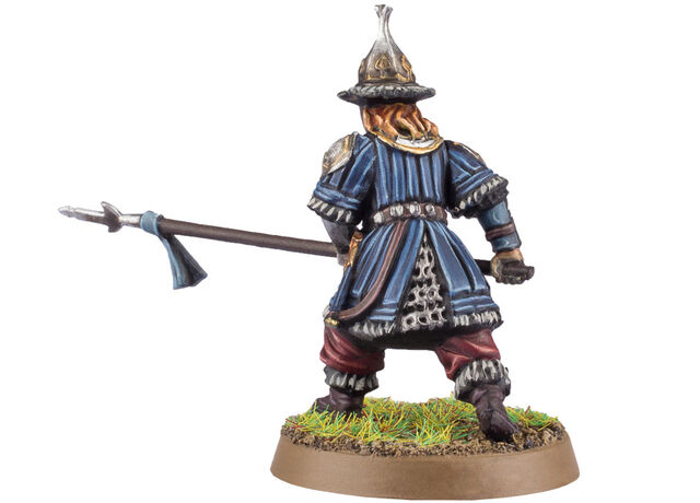File:Hobbit Miniature Game - Lake-town Guard (Spearmen) 2.jpg