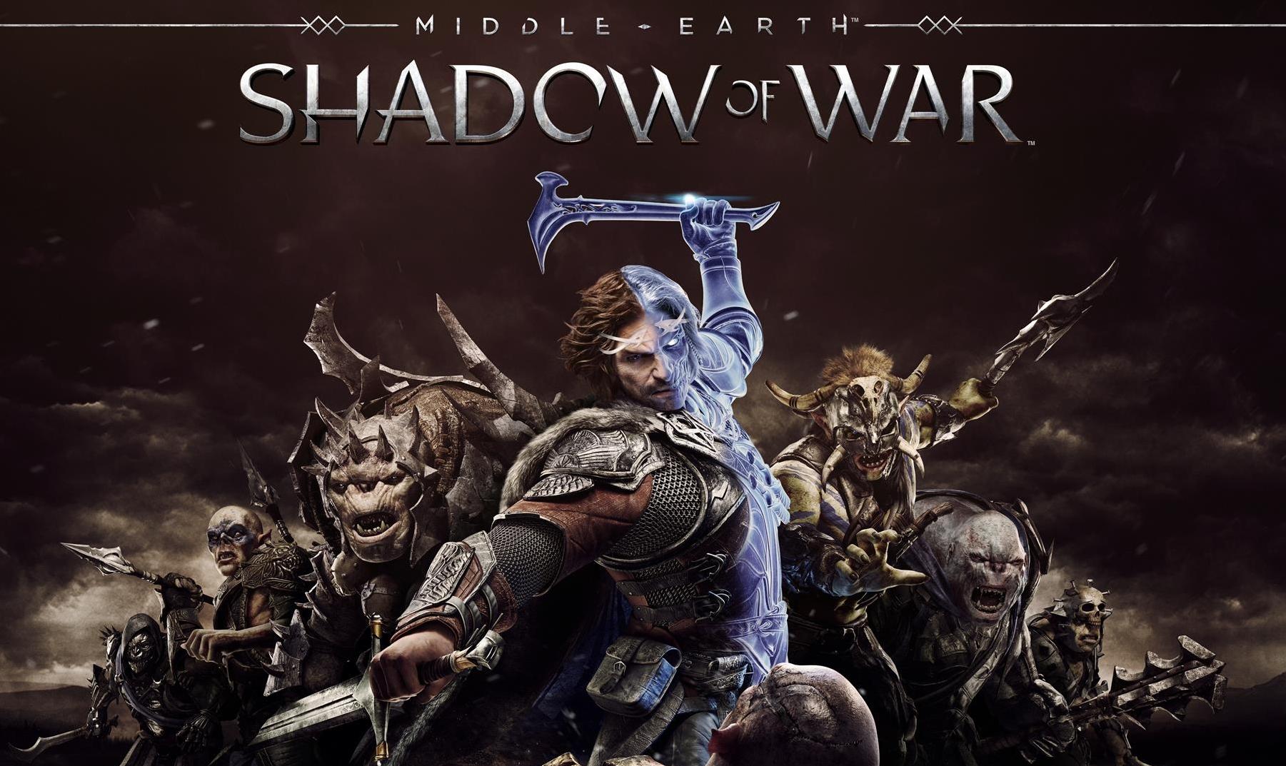 「Middle earth: Shadow of War」的圖片搜尋結果