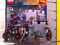 LEGO URUK HAI ARMY