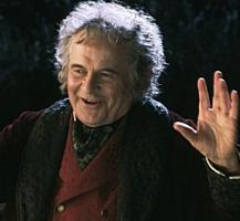 Image result for bilbo baggins lotr