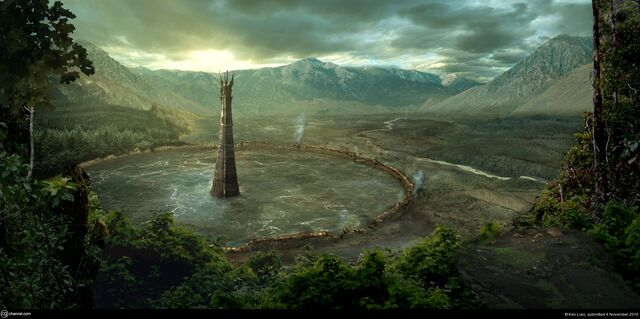 File:Destruction of Isengard - Day After.jpg