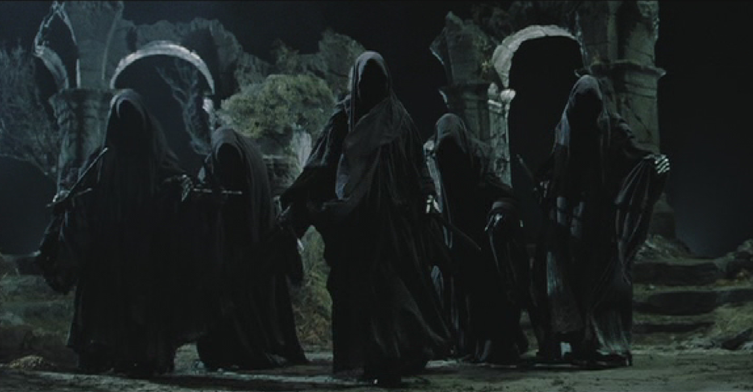 The  Ring Wraiths