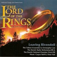 Leaving Rivendell Albumcover