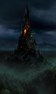 Sauron The Necromancer