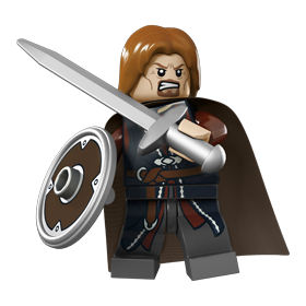 File:LEGO Boromir.png