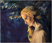 Aegnor elda by Filat