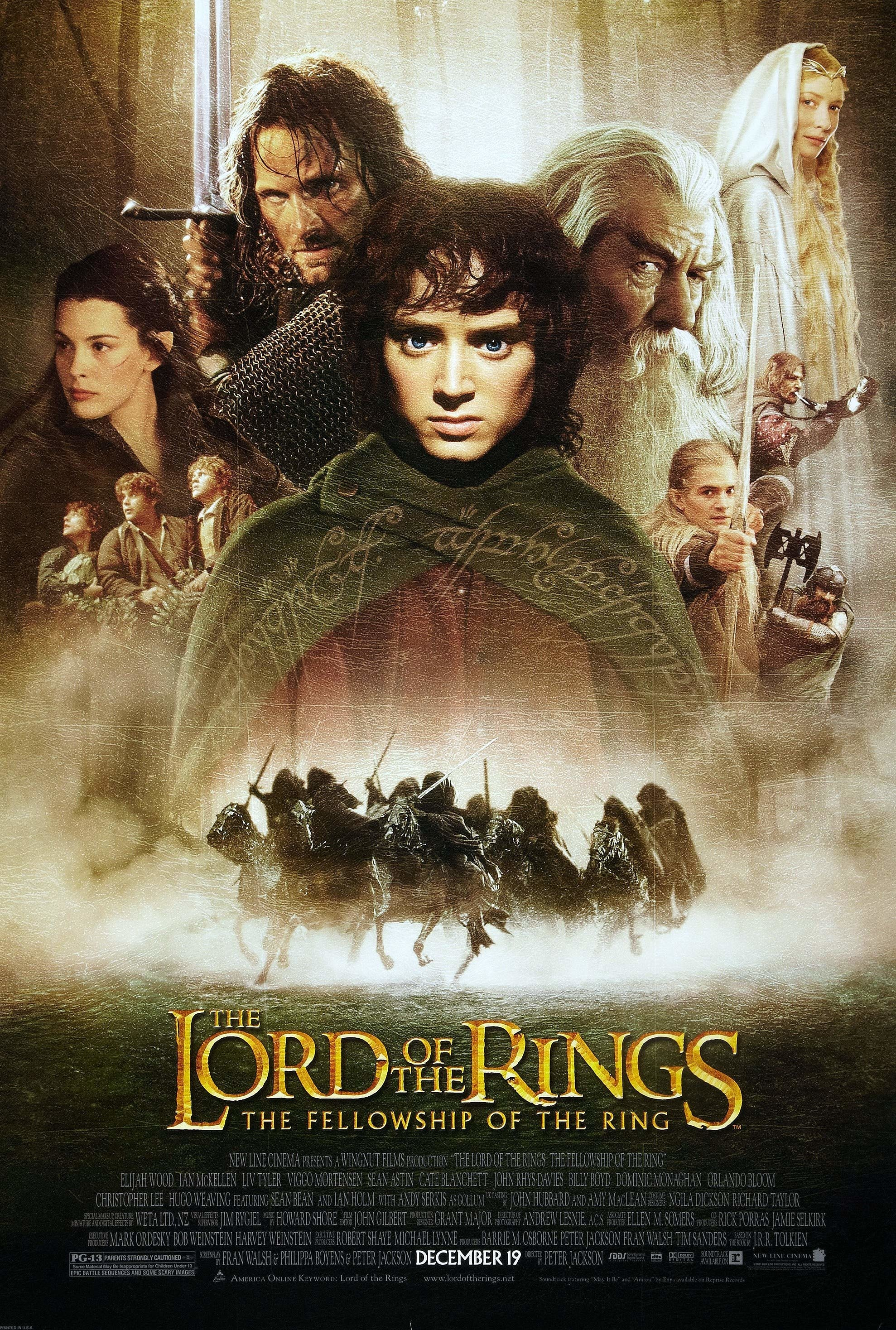 The lord of the rings extended trilogy english subtitles