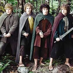 Image 3 - Hobbits