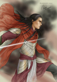 Anna Lee - Feanor