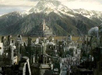 Ruiny Osgiliath