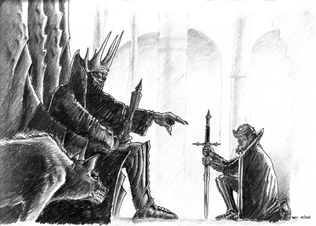 File:Eric Faure-Brac - Morgoth and Sauron.jpg