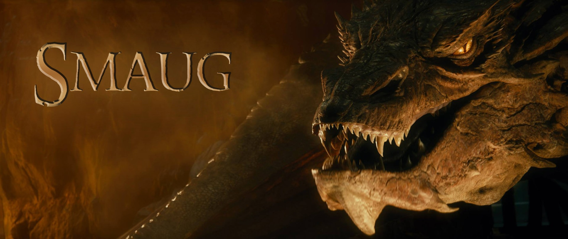 the hobbit desolation of smaug wallpaper smaug image The