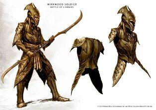 Mirkwood Armor