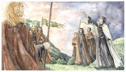 Anke Eißmann - The Oath of Cirion and Eorl