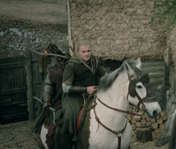 Arod and Legolas - Two Towers