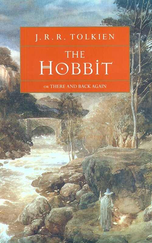Image result for the hobbit cover