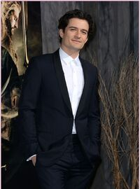 Orlando Bloom DOS premiere