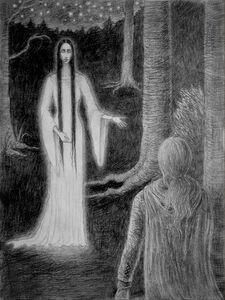 The Woods of Nan Elmoth by WilderWein77