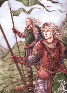 Jenny Dolfen - Sons of Rohan