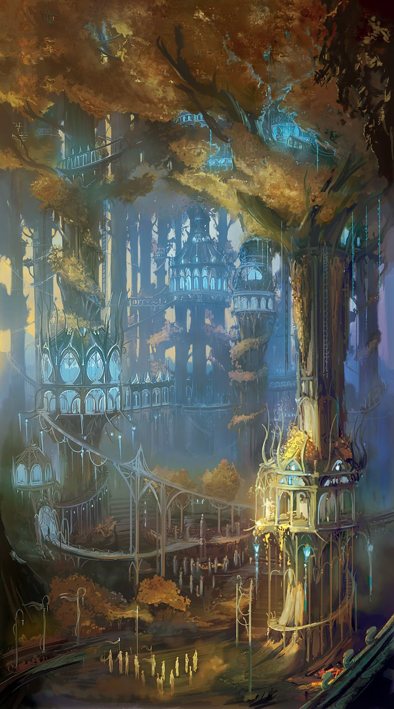 Lothlórien | The One Wiki to Rule Them All | Fandom ...