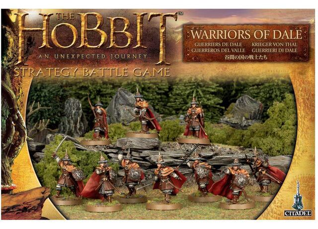 File:Hobbit Miniature Game - Warriors of Dale 0.jpg