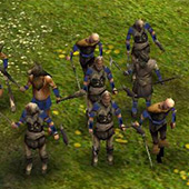 Wild Men of Dunland