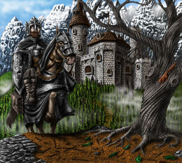 A fortress in arnor by sboterod-d3ch99j