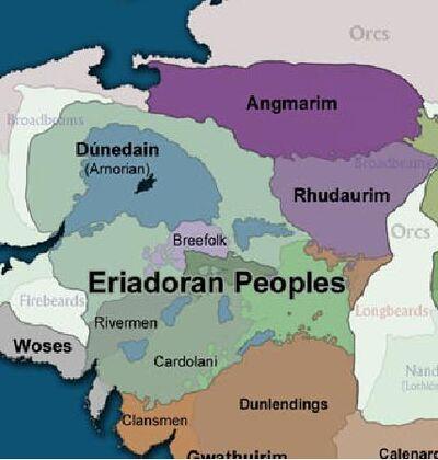 Peoples of Eriador