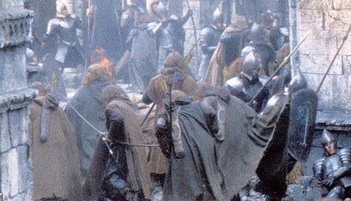 File:Gondorians defending minas ithil.jpg