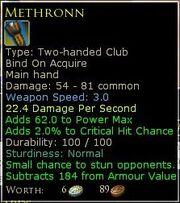 Methronn