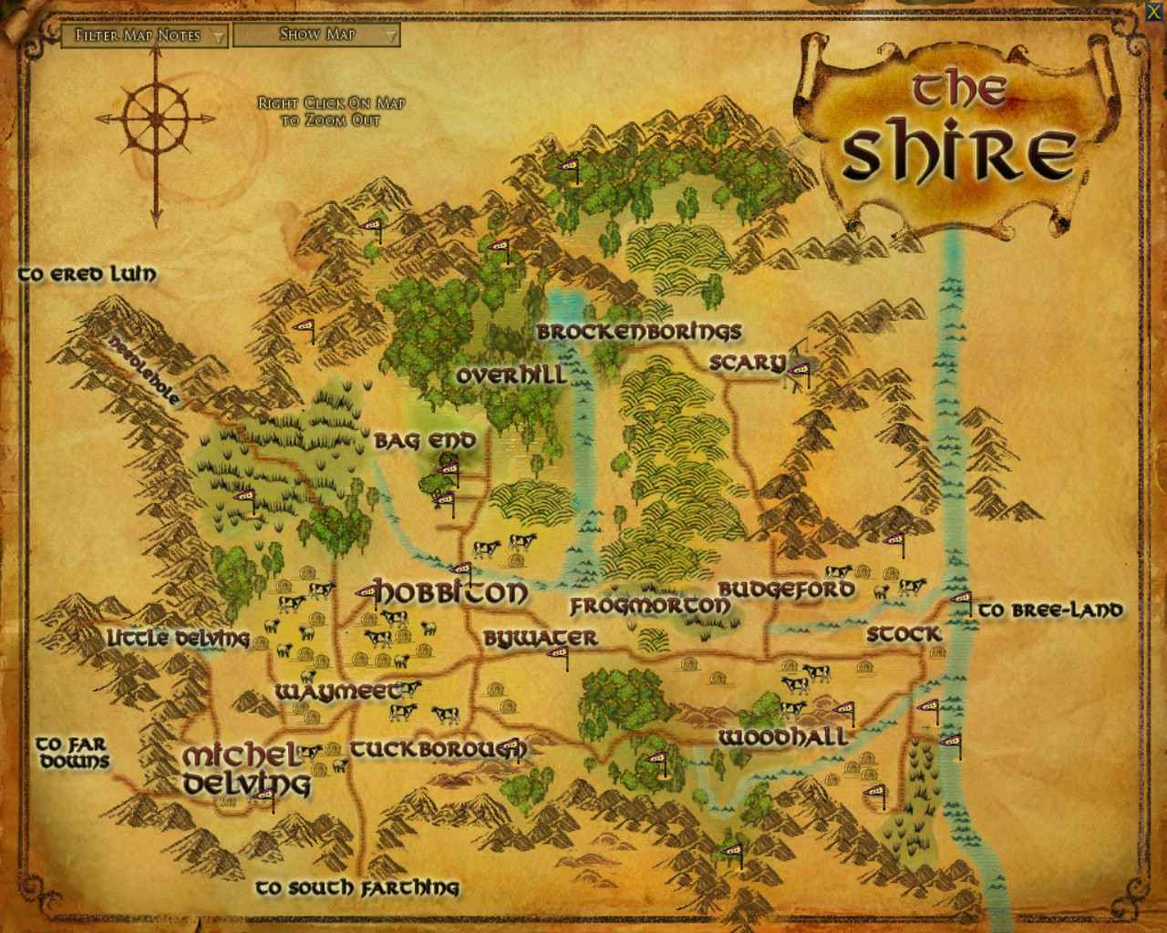 shire lord of the rings online wiki fandom powered by