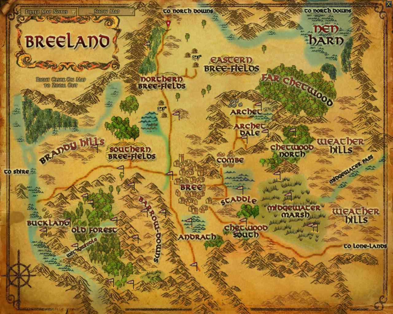 lord of the rings online wiki guide