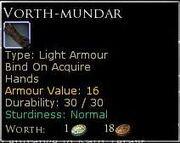VorthMundar