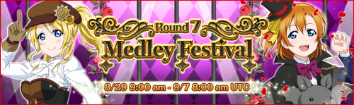 Medley Festival Round 7 (EN)