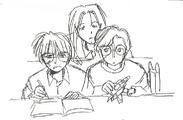 Preparatory School Trio