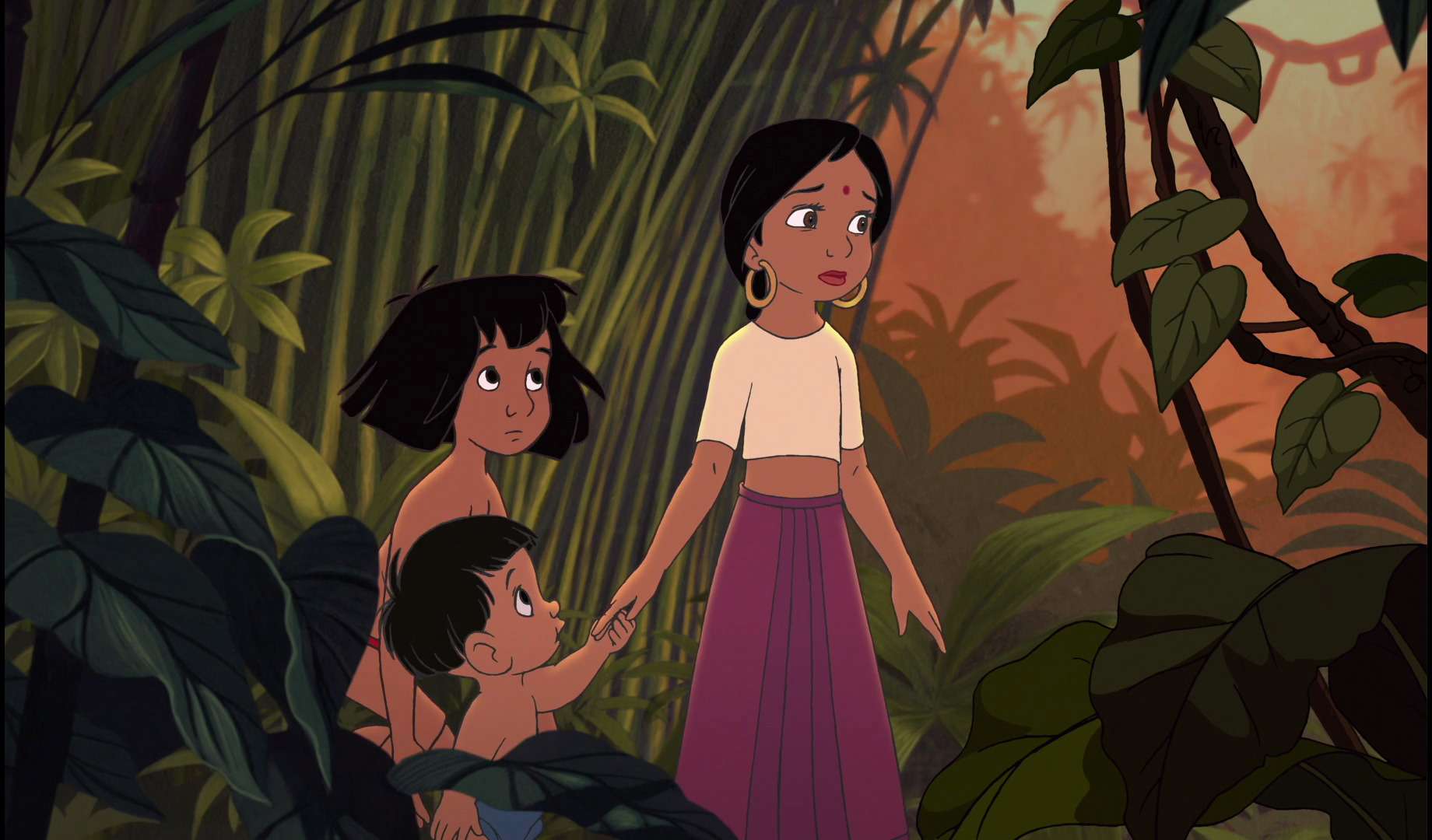 image mowgli shanti and ranjan are safe and soundjpg