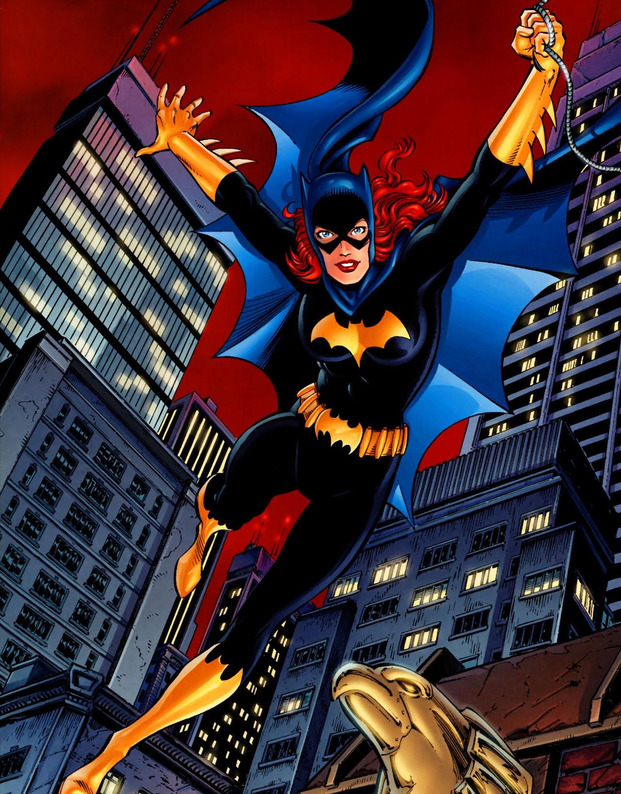 Batgirl love interest wiki fandom powered by wikia