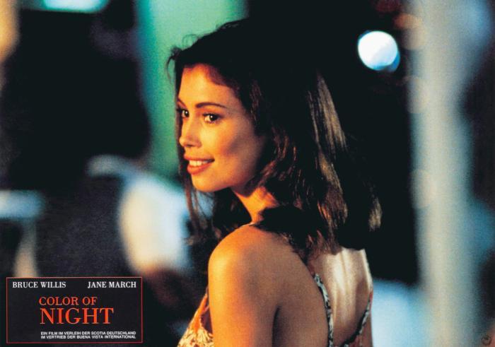 Rose (Color of Night) | Love Interest Wiki | FANDOM ...