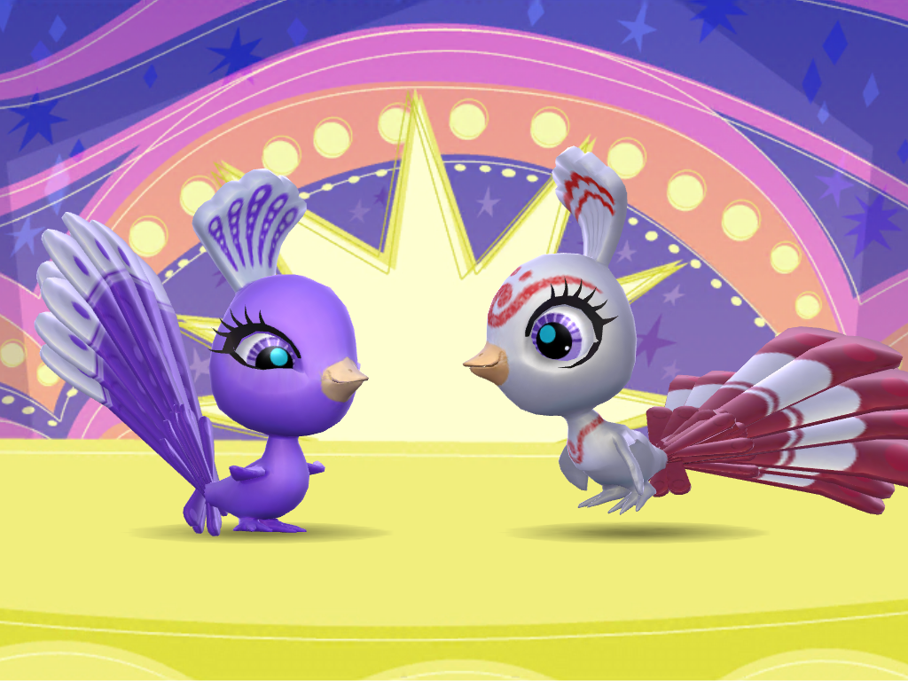 Peacocks | Littlest Pet Shop Gameloft Wiki | FANDOM ...