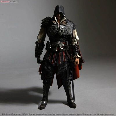 Assassin`s Creed II Play Arts Kai Ezio Auditore Da Firenze
