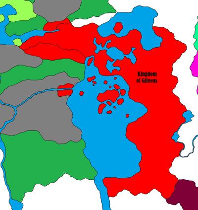 Kingdom of Gilneas - Maps