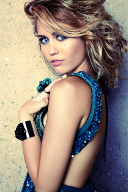 Miley Black Large