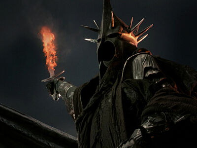Witch King of Angmar by JohnnySlowhand