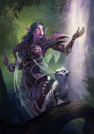 Elistari Ravencrest Cover
