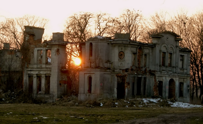 Ruins of House Jackson