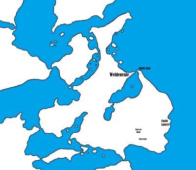 Island of Rigen - Maps