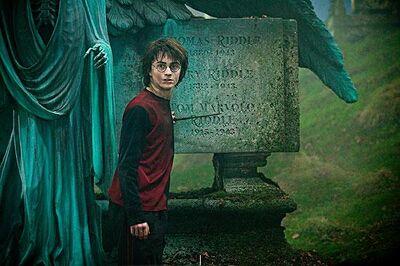 Harry Potter graveyard
