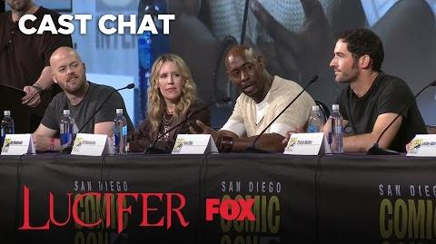 Comic-Con Panel Highlights LUCIFER