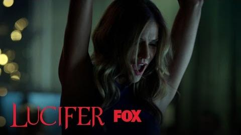 Lucifer Spots His Mom Dancing At LUX Season 2 Ep
